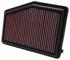 K&N Replacement Air Filter for 2012-2015 HONDA CIVIC L4-1.8L F/I,  33-2468