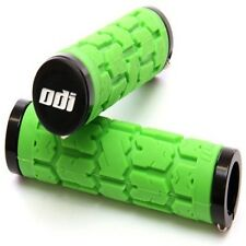 ODI Rogue Lock ON MTB Bicycle Grips Pair Bike Grip Green