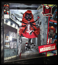 SDCC 2013 MONSTER HIGH * WEBARELLA WYDOWNA SPIDER * MATTEL DOLL COMIC CON & Swag