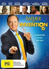 Father Of Invention (DVD, 2011) Kevin Spacey / Heather Graham / Johnny Knoxville