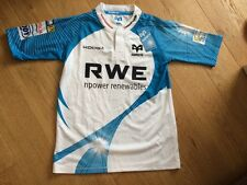 BNWT Ospreys Away Rugby Supporters Shirt by Kooga Youth XL Boys 14-15 years