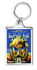 DUNE II BATTLE FOR ARRAKIS MEGA DRIVE KEYRING LLAVERO