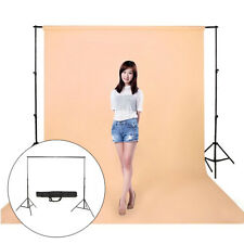 Photography 2x3m Adjustable Background Support Stand Photo Backdrop Crossba