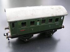 Spur 0  ..  Personenwagen  .. Fleischmann .. Spur 0 .. B160