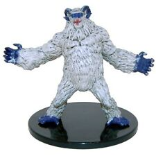 D and D Miniatures Monster Menagerie 29 Yeti