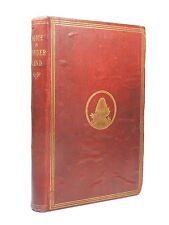 Alice's Adventures in Wonderland by Lewis Carroll, 1868, Fourth Edition