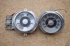 51 52 1952  ford f1 f3 pickup gauges