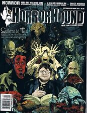 Horrorhound #55 Guillermo del Toro Fear the Walking Dead 10th Anniversary 2015