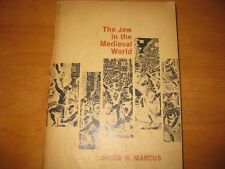 The Jew in the Medieval World Jacob R. Marcus book