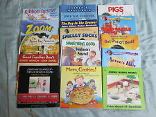 Lot of 17 Robert Munsch Children's Picture Books Ribbon Resue Smelly Socks A89