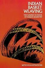 Indian Basket Weaving-ExLibrary