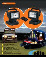 Elite EC401 Boat Marine Hovercraft Wireless Remote Control Rescue Spot Light