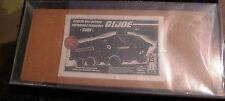 1994 CUDA Convention Night Scrambler Force MIB MISB Sealed AFA-80  GI Joe Boxed