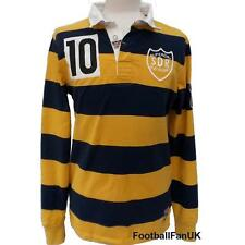 Superdry Retro Rugby Jersey NEW Small BNWT Shirt RRP £75 Leeds Rhinos, Worcester