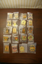 Lot 20 USA Olympic Team Pins Budweiser Paris Tokyo Melbourne London Stockholm