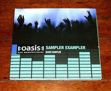 CD: V/A - Oasis Sampler Exampler /Amy Speace Jonathan Coulton Judy Collins Radio