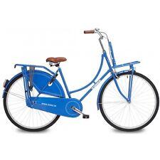 Hollandrad Zonix  Omafietsen   28 Zoll  Gepäckträger Blau 2810203