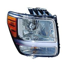 Maxzone Auto Parts 3341121RAS Headlight Assembly