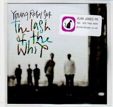 (EC122) Young Rebel Set, The Lash of the Whip - 2013 DJ CD