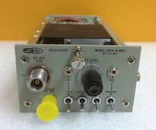 Systron Donner / Krusse 5014-14 M20, 4.2 to 7.9 GHz, Sweep Oscillator, NEW!