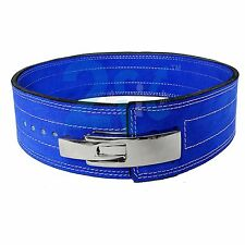 2Fit Weight Power Leather Lever Pro Belt 10MM Gym Training Power lifting