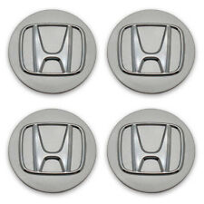 SET 4- FREE SHIPPING Honda Accord Civic Fit CRV 44742 Wheel Center Caps Hubcaps