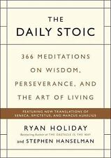 The Daily Stoic: Brand New! Quick Shipping!