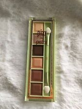 Pixi By Petra Mesmerizing Mineral Palette In Copper Peach 6 Eyeshadows