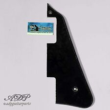 PLAQUE PICKGUARD pour guitare style GIBSON LES PAUL BLACK 1ply Humbucker LP-501
