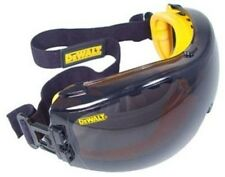 SAFETY GLASSES GOGGLES DEWALT CONCEALER SAFETY GOGGLE SMOKE LENS STDPG82