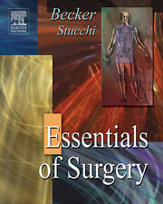 Essentials of Surgery: With STUDENT CONSULT Online Access by James M. Becker,...