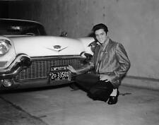 ELVIS PRESLEY CADILLAC 8X10 GLOSSY PHOTO PICTURE IMAGE #25