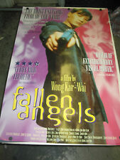 FALLEN ANGELS  /ORIG. U.S. ONE SHEET MOVIE POSTER (WONG KAR-WAI  )