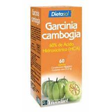 Garcinia Cambogia 60 cápsulas 603 mg DIETASOL YNSADIET