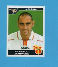 PANINI CALCIATORI 2004-05- Figurina n.287- ZAMPAGNA - MESSINA -NEW