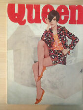 QUEEN Magazine British Edition JULY 20,1966 Collector Fashion Vintage Mode