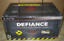 PS3 Defiance Ultimate Edition Gamestop EXCLUSIVE New Sealed
