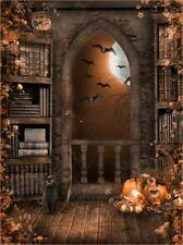 Halloween 5'x7' background Computer-painted (CP) Scenic backdrop DGX-133-1