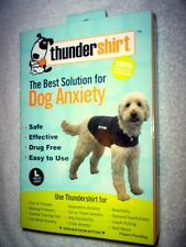 Thundershirt Dog Anxiety Treatment HGL-T01, LARGE Heather Gray UPC: 854880001172