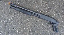 Double Eagle M58B M3 Multi-Shot Pump Action Airsoft Shotgun