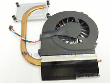 Original New HP Pavilion G6 G6T-1B00 CPU Fan with Heatsink 641024-001 4 pin
