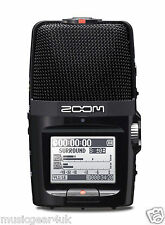 Zoom H2n Handy Recorder Portable Digital Audio Recorder + 16GB Card
