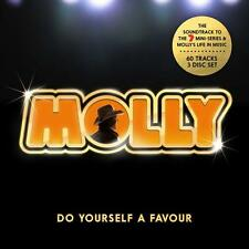 MOLLY SOUNDTRACK Do Yourself A Favour 3 CD NEW