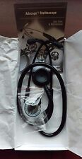 "ADC Adscope-lite Lightweight Stethoscope 31"" TACTICAL #609ST New in Box Warranty"