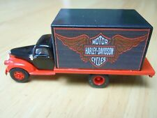 HO Scale~Harley-Davidson Motor Cycles~Delivery Truck~USED SCRATCH BUILT~INV#1144