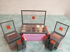 Mac Brooke Shields Gravitas palette,Gospel,Excite&more 5pc Set BNIB LTD 100%Auth