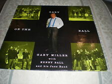 GARY MILLER WITH KENNY BALL - GARY ON THE BALL