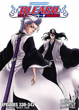 Bleach Uncut Box Set, Vol. 24 (DVD, 2015, 2-Disc Set) NEW