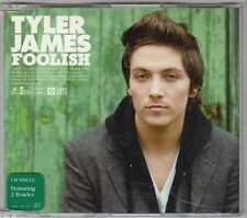 Tyler James - Foolish (CD  Single 2005)
