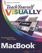 Teach Yourself VISUALLY MacBook (Teach Yourself VISUALLY (Tech))-ExLibrary